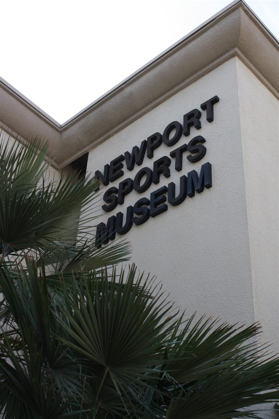 2012 03 12 14 Newport Sports Museum.jpg