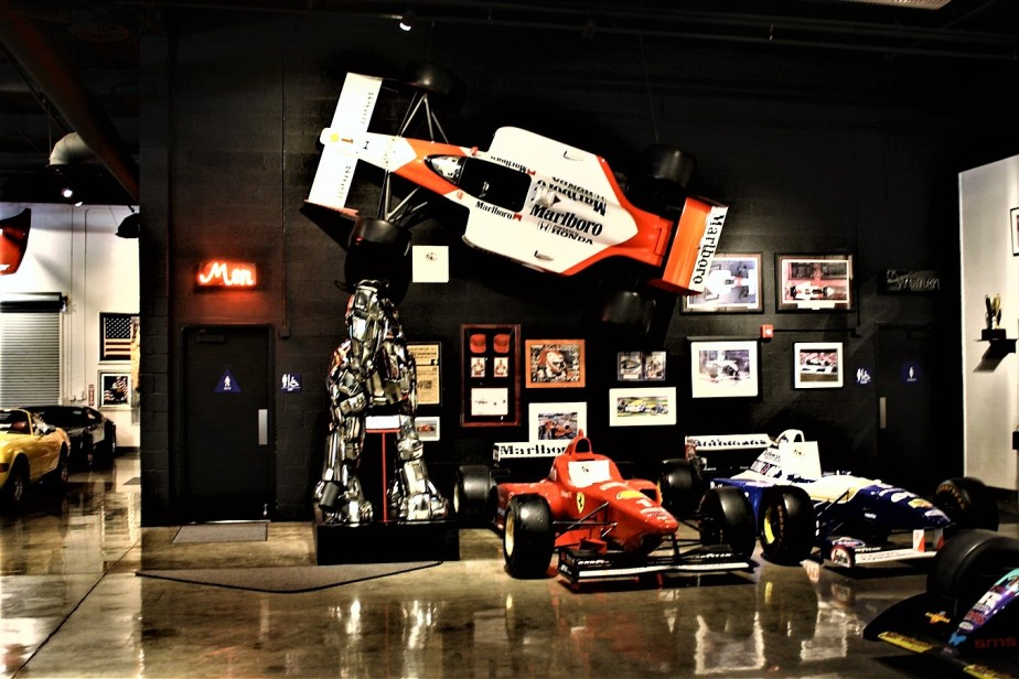 Tustin, CA – March 2012 – Marconi Automotive Museum