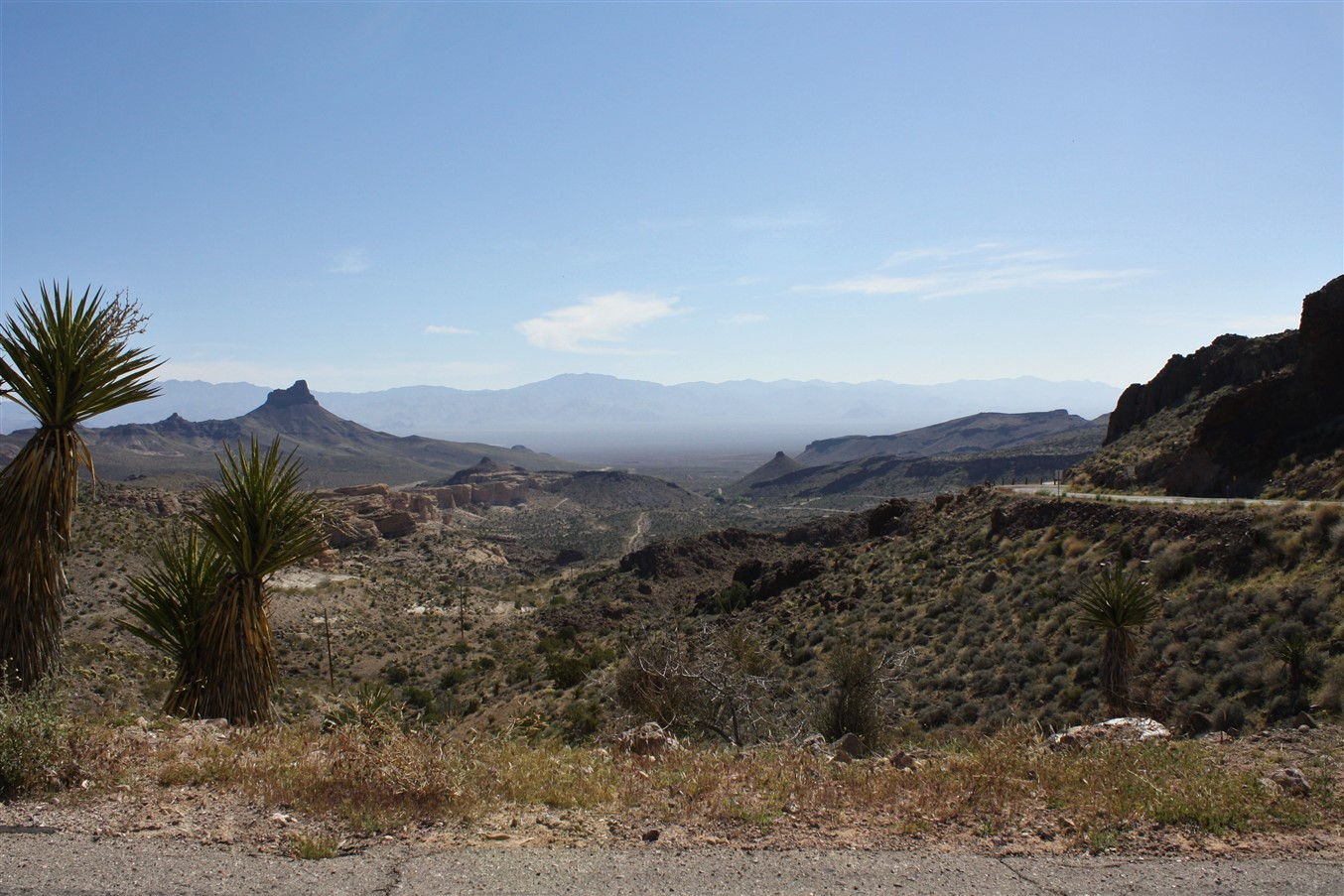 2012 03 14 Route 66 Road Trip 112 Oatman Highway Arizona.jpg