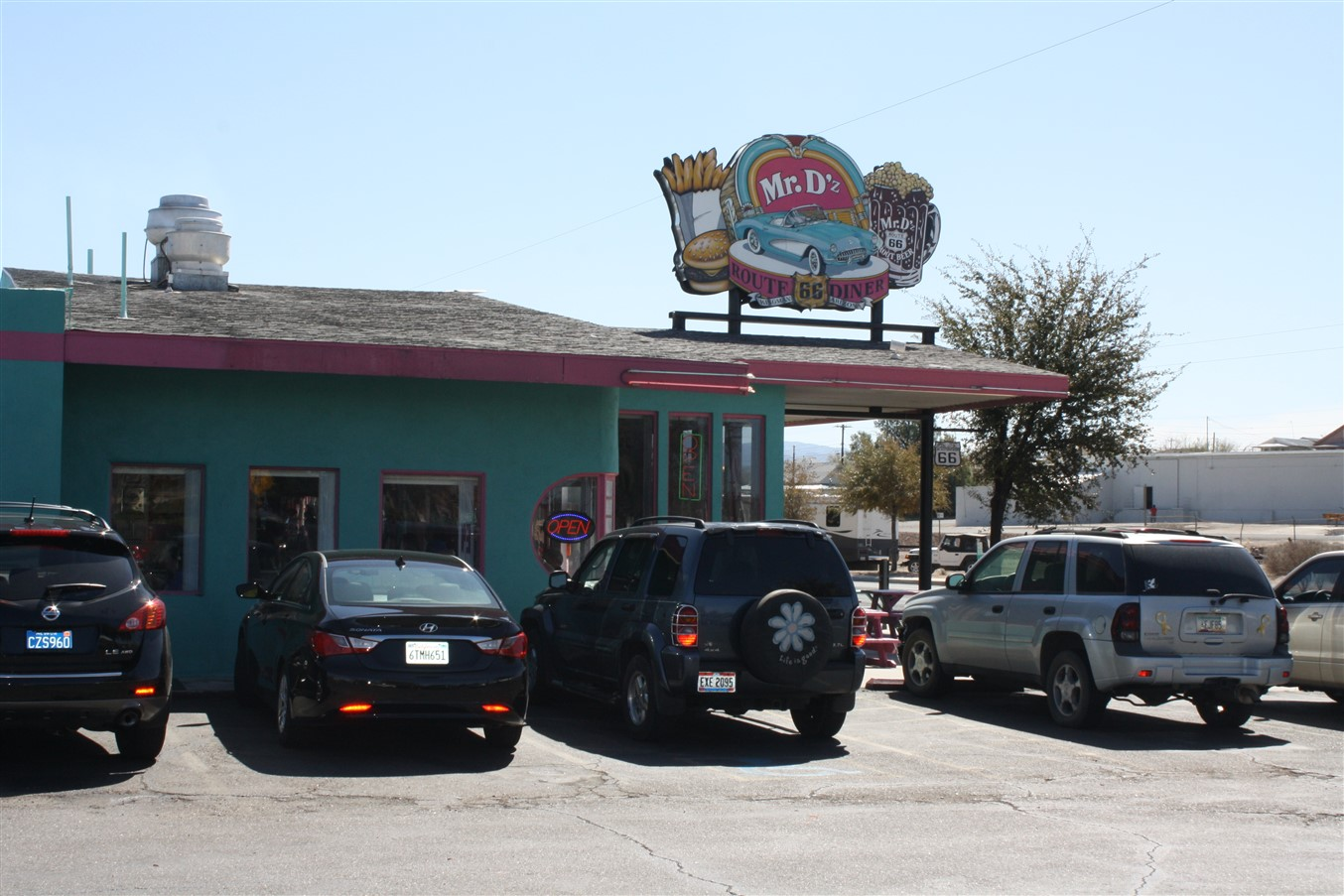 2012 03 14 Route 66 Road Trip 136 Kingman Arizona.jpg