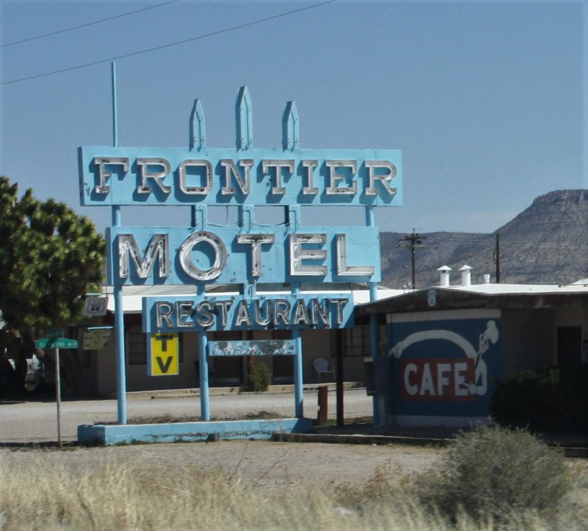 2012 03 14 Route 66 Road Trip 167 Peach Springs Arizona.JPG