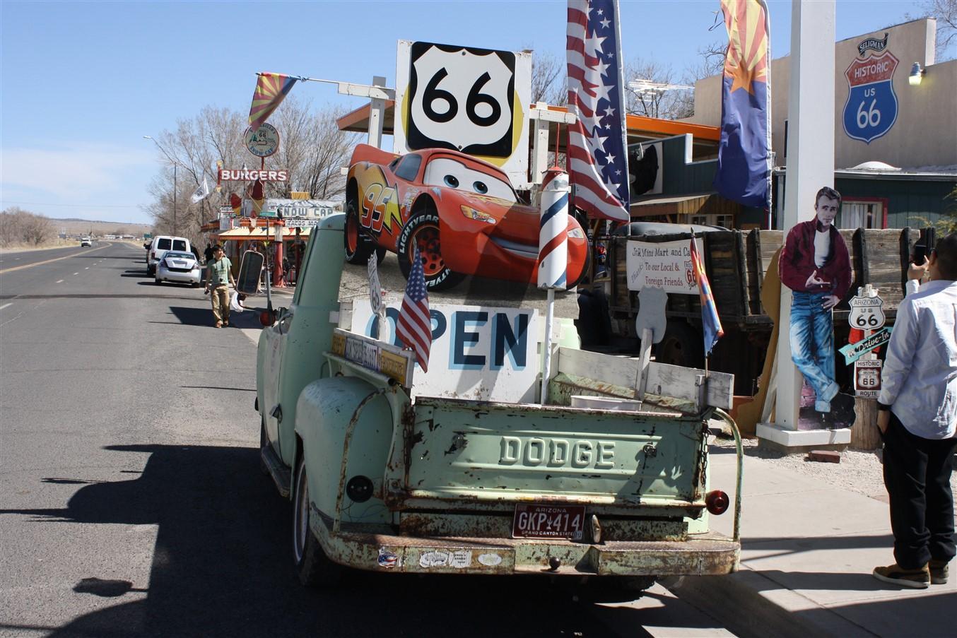 2012 03 14 Route 66 Road Trip 200 Seligman Arizona.jpg