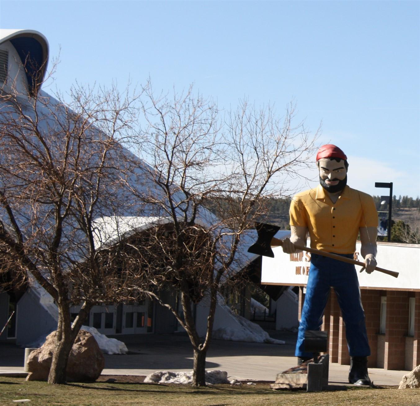 2012 03 14 Route 66 Road Trip 226 Flagstaff Arizona.jpg