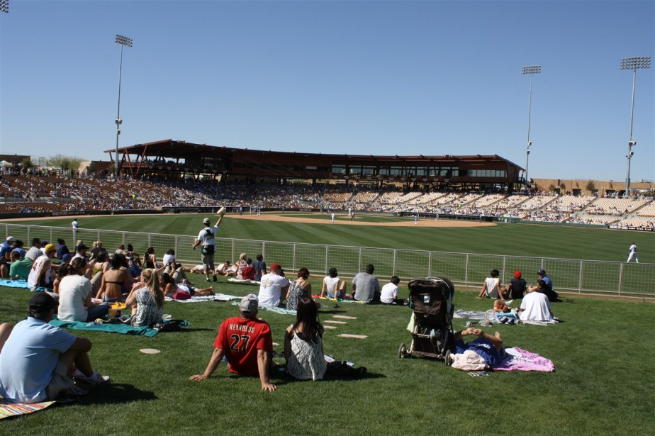 Phoenix – March 2012 – Arizona Baseball Spring Training
