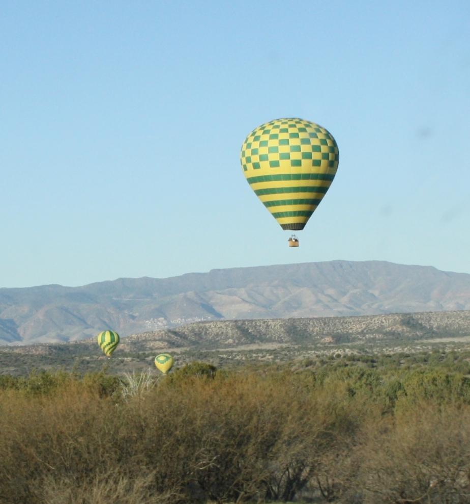Arizona – March 2012 – A Trip Through theMountains