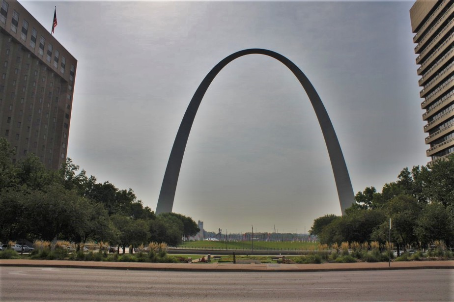 St Louis – 2012 Road Trip – Day 3 –  Cardinals baseball and BBQ