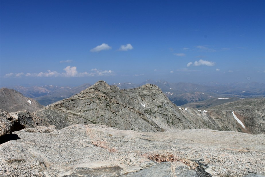 Colorado Mountains – 2012 Road Trip – Day 7 – Mount Evans and Glenwood Canyon
