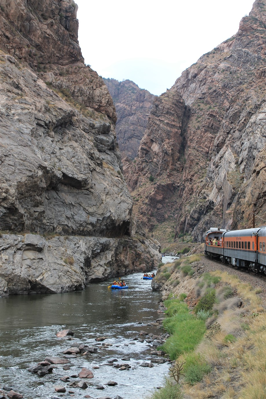 2012 07 06 179 Royal Gorge Railroad Colorado