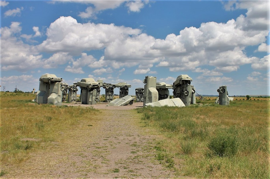Western Nebraska – 2012 Road Trip – Day 11 – Carhenge, Scotts Bluff & Toadstool Geologic Park