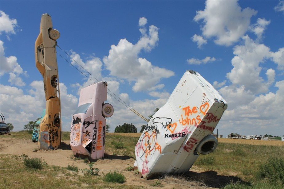2012 07 09 150 Alliance Nebraska Carhenge