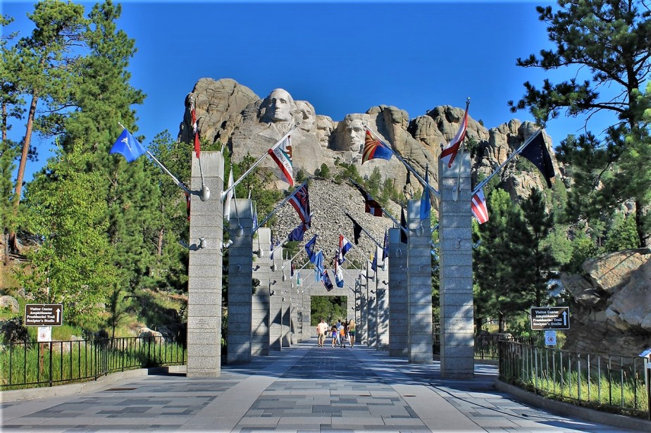 Mount Rushmore – 2012 Road Trip – Day 12