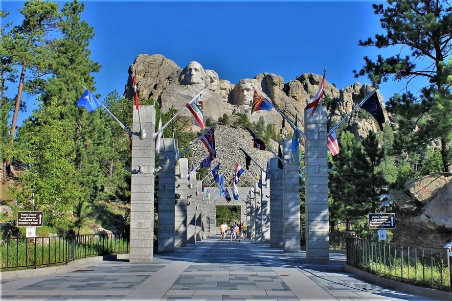 Mount Rushmore – 2012 Road Trip – Day12