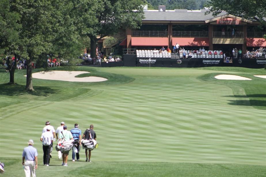 Akron – August 2012 – Firestone Country Club World GolfChampionship