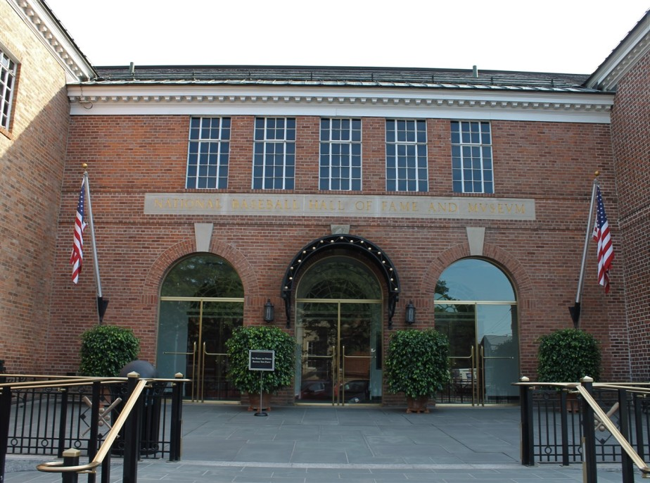 Cooperstown, NY – August 2012 – Baseball Hall ofFame