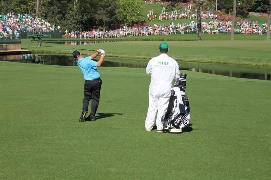 Augusta, GA – April 2013- The Masters