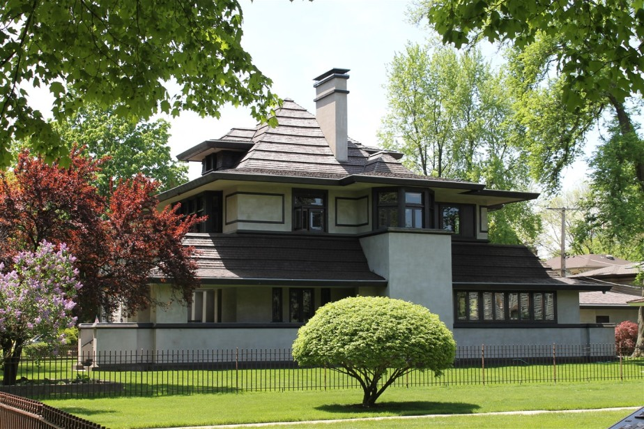 Chicago – May 2013 – Frank Lloyd Wright in Oak Park and RiverForest
