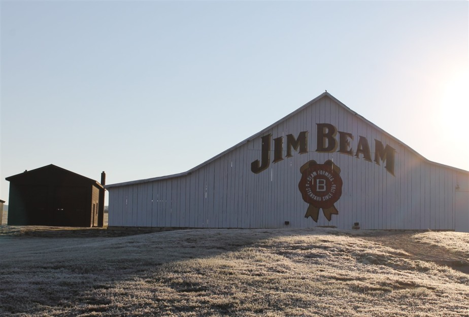 Clermont, KY  – October 2013 – Jim Beam Factory Tour and Mammoth Caves National Park