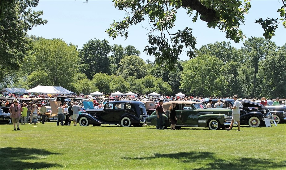 Akron – June 2014 – Fathers Day CarShow