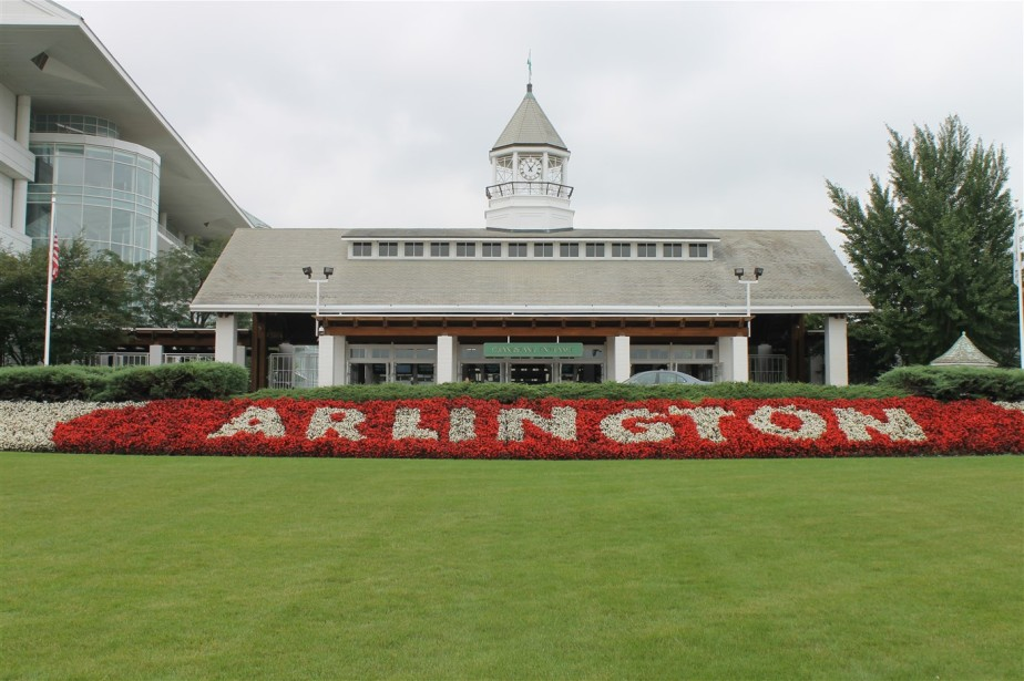 Chicago – August 2014 – A Day at Arlington Park