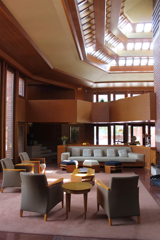 Racine, WI – September 2014 – Frank Lloyd Wright House –Wingspread