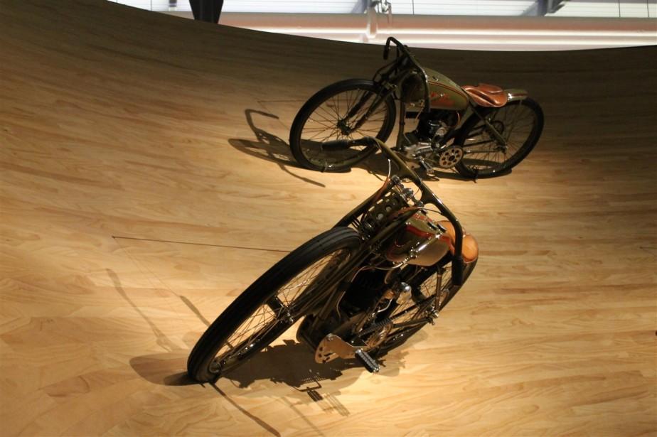 Milwaukee – September, 2014 – Harley DavidsonMuseum