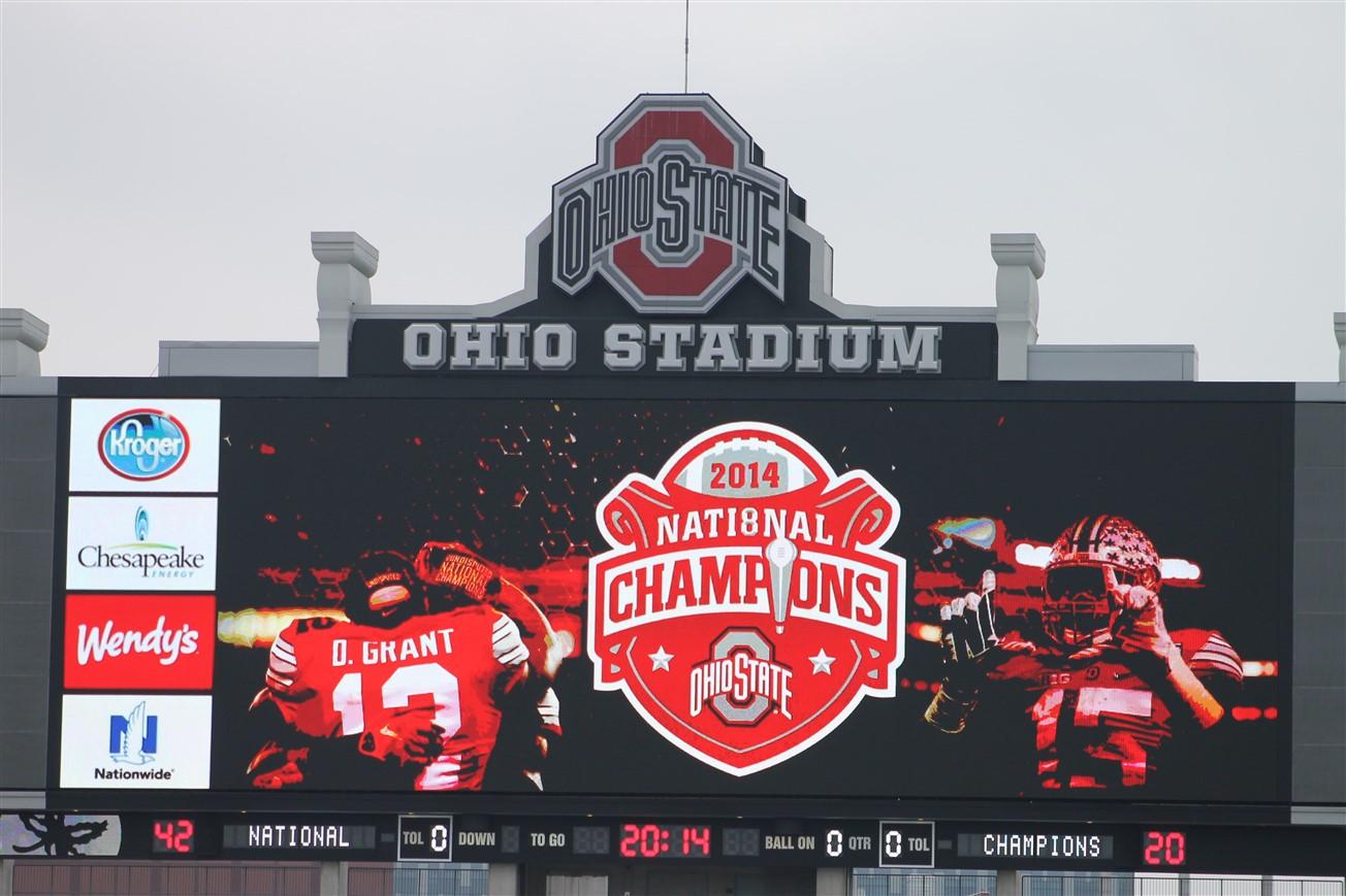 2015 01 24 11 Ohio State Championship Celebration