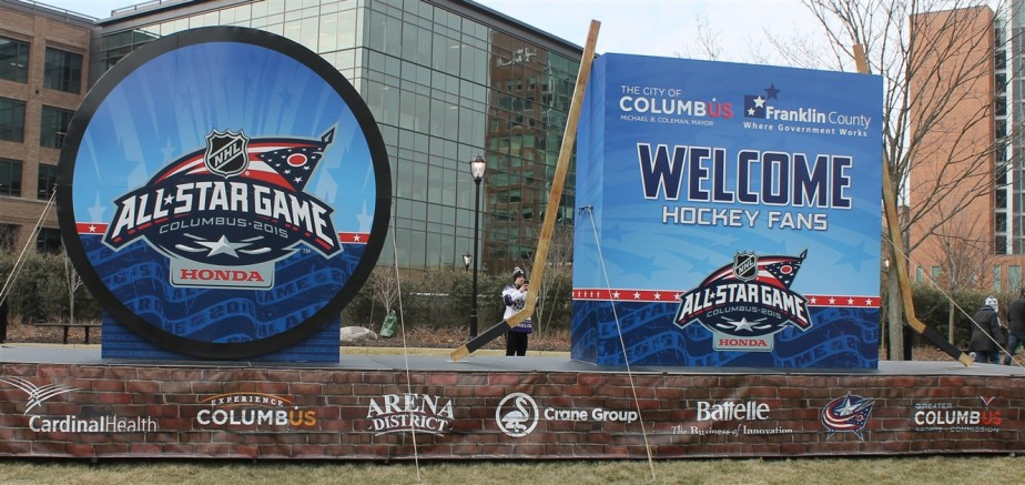 Columbus – January 2015 – National Champions and All Stars
