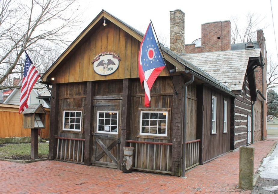 2015 03 15 1 Hanoverton Ohio Spread Eagle Inn.jpg