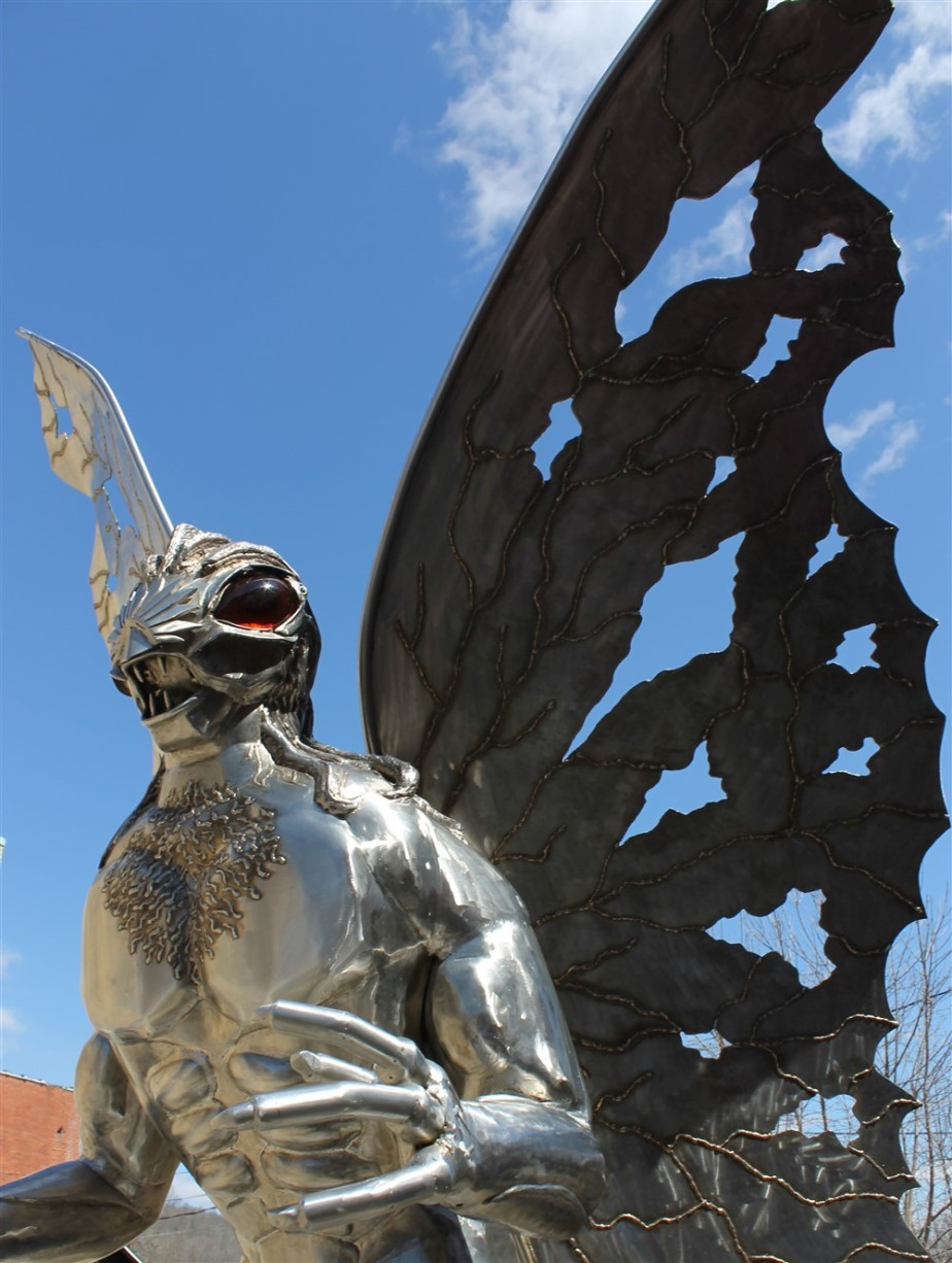 Huntington, WV – March 2015 – In Search of the Mothman