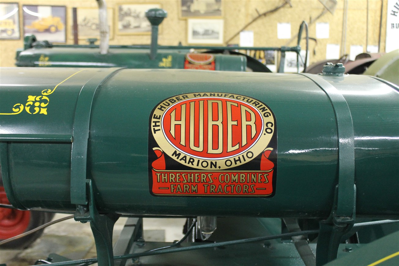 2015 04 18 178 Marion OH Huber Mfg Museum