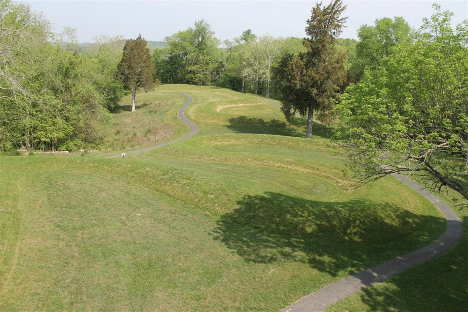 Southwest Ohio – May 2015 – More Mounds in findingUtopia