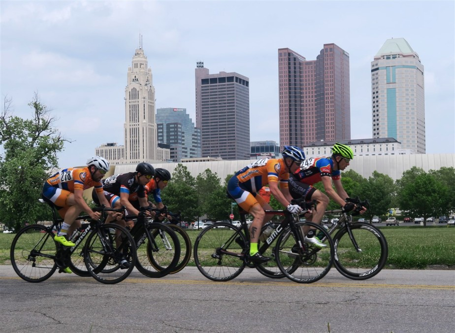 Columbus – June 2015 – Wheels and Roses