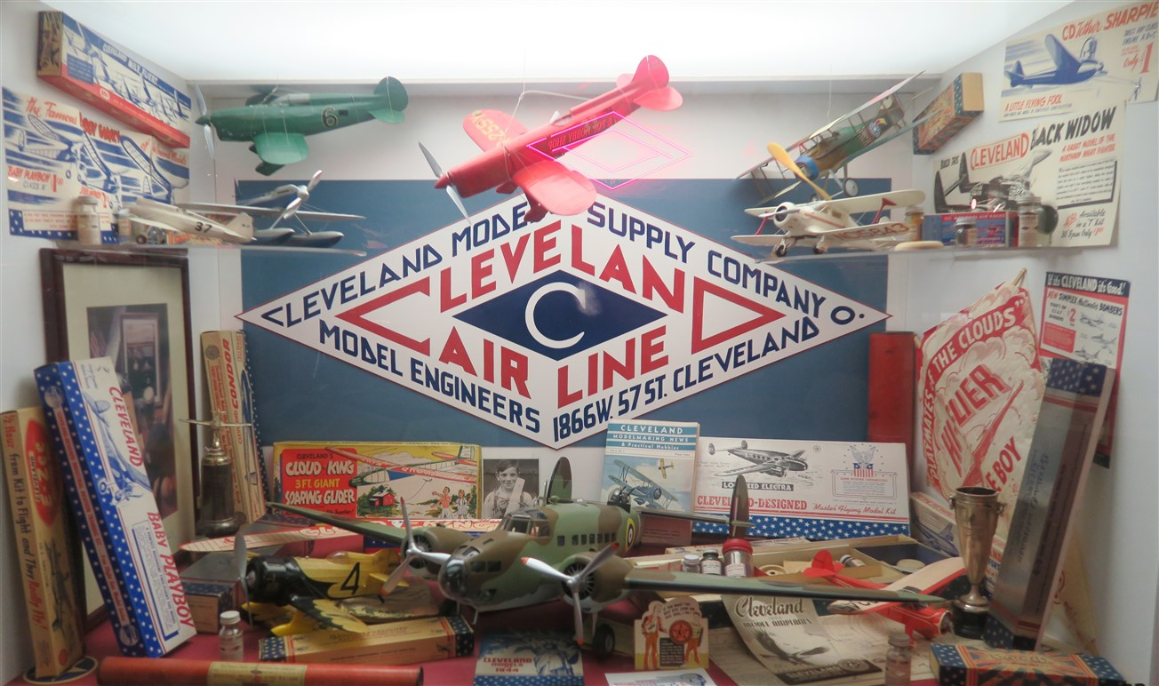 2015 07 19 206 Muncie IN American Model Aviation Museum