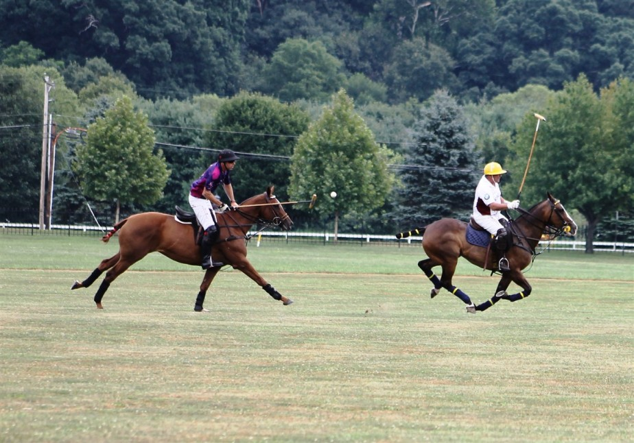 Granville, Oh – August 2015 – Polo