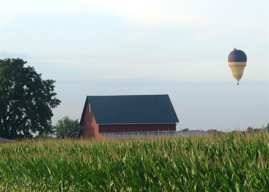 Marysville, OH – August 2015 – Hot Air BalloonFestival
