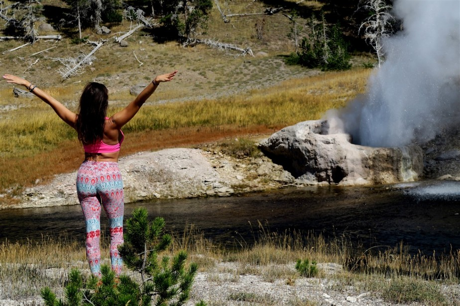 Yellowstone – National Parks Road Trip – Day9
