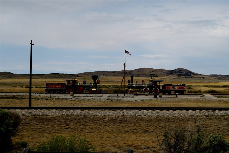 Northern Utah – National Parks Road Trip – Day 11 – Golden Spike National Historic Site & Salt Lake City
