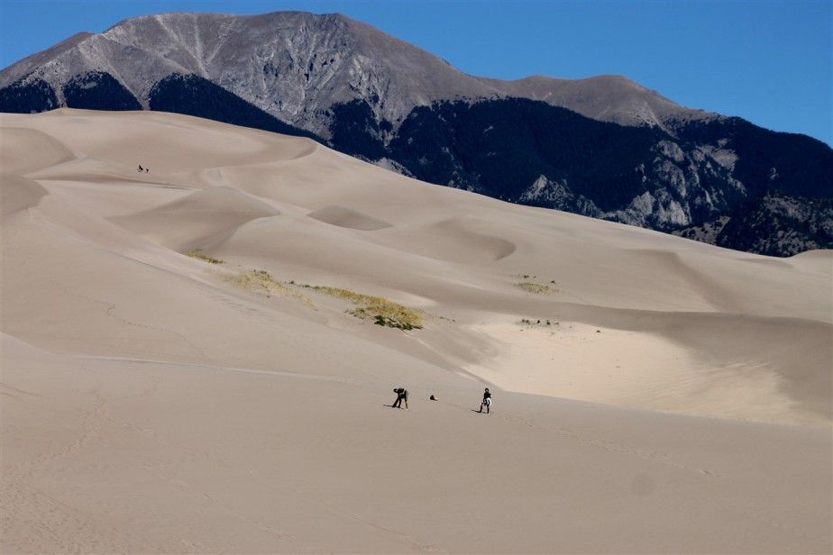Southern Colorado & New Mexico – National Parks Road Trip – Day 17 – Great Sand Dunes National Park, Hot Air Balloons & SantaFe