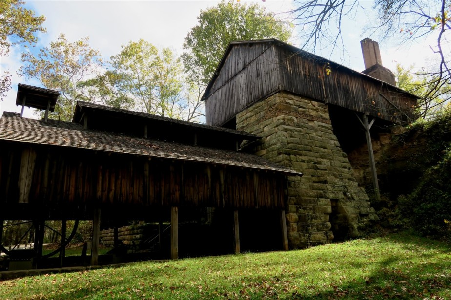 Southern Ohio – October 2015 – Historic Iron Furnaces & Down on the Farm