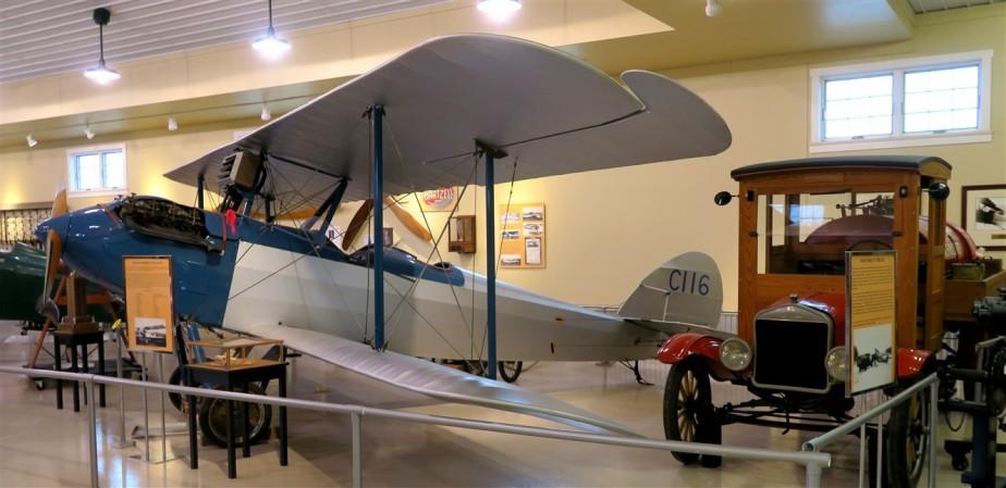 2015 10 30 30 Troy OH WACO Airplanes Museum.jpg