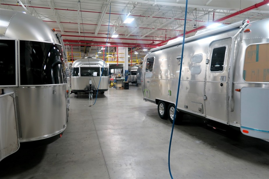 Troy, OH Area – October 2015 – Airplanes and Airstreams
