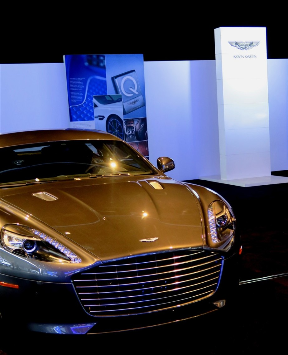 Detroit – January 2016 – Return to the International Auto Show