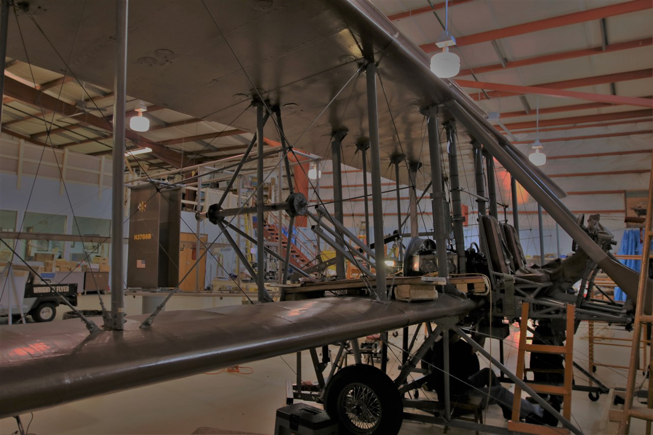 2016 02 06 9 Miamisburg OH Wright B Flyer.jpg