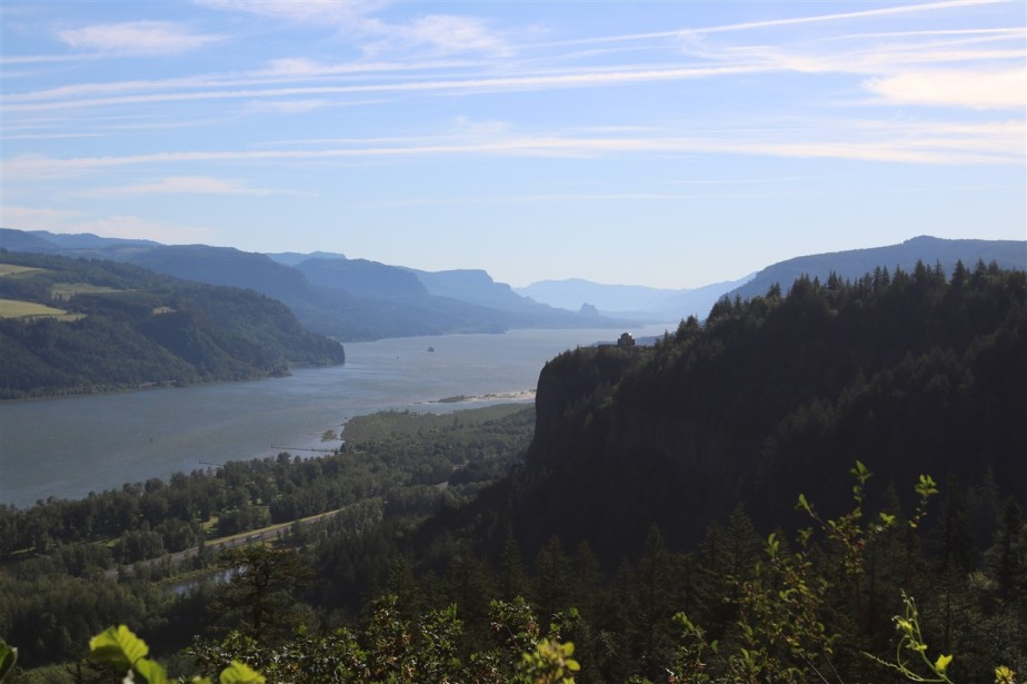 Portland, Oregon – Spring 2016 Road Trip – Day 15 – Columbia River Gorge & An Evening in Portland