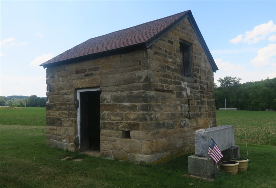 2016 06 11 57 Iselta OH Oldest Building in Midwest.jpg
