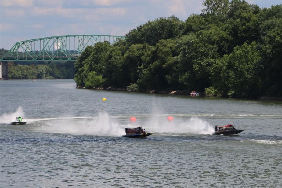 Marietta, OH – July 2016 – RiverfrontRoar
