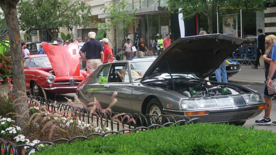 Columbus – July 2016 – Really Cool Cars & Some FastWomen