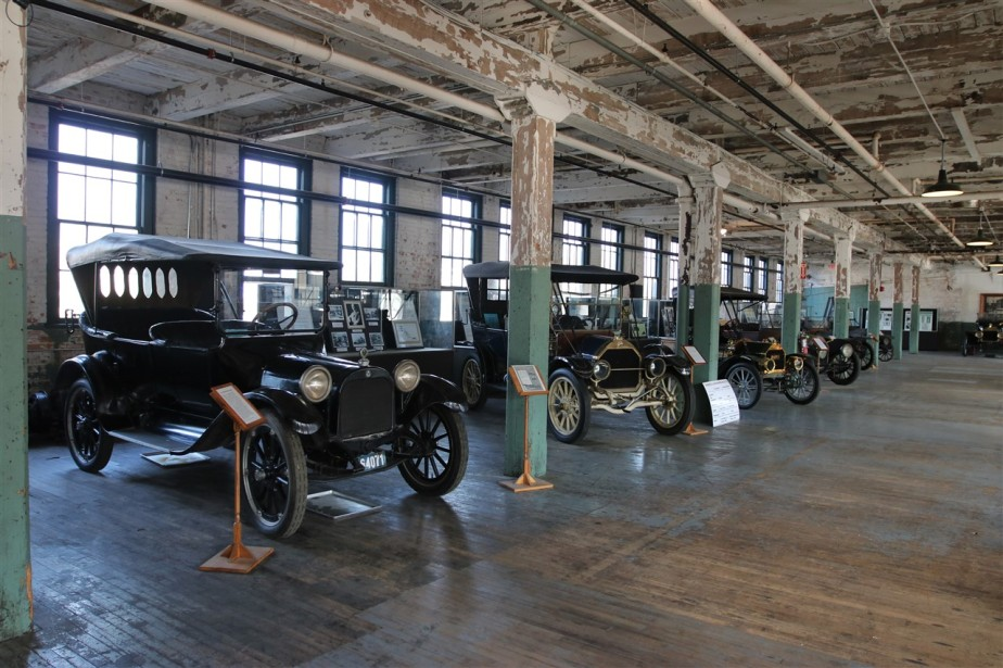2016 08 20 3 Detroit Piquette Avenue Model T Factory.jpg