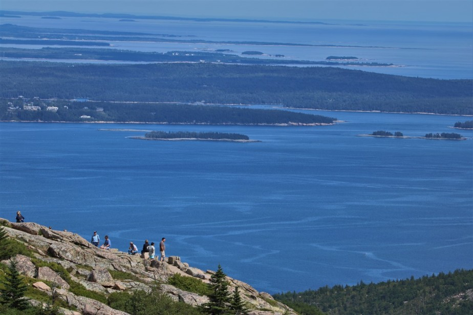 Acadia National Park, Maine – Late Summer 2016 Road Trip – Day7