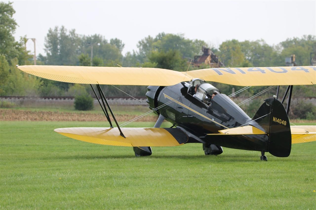 Waco Troy Ohio Aircraft Decal//Sticker!